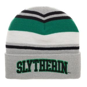 Harry Potter Slytherin Beanie Hat - Adult